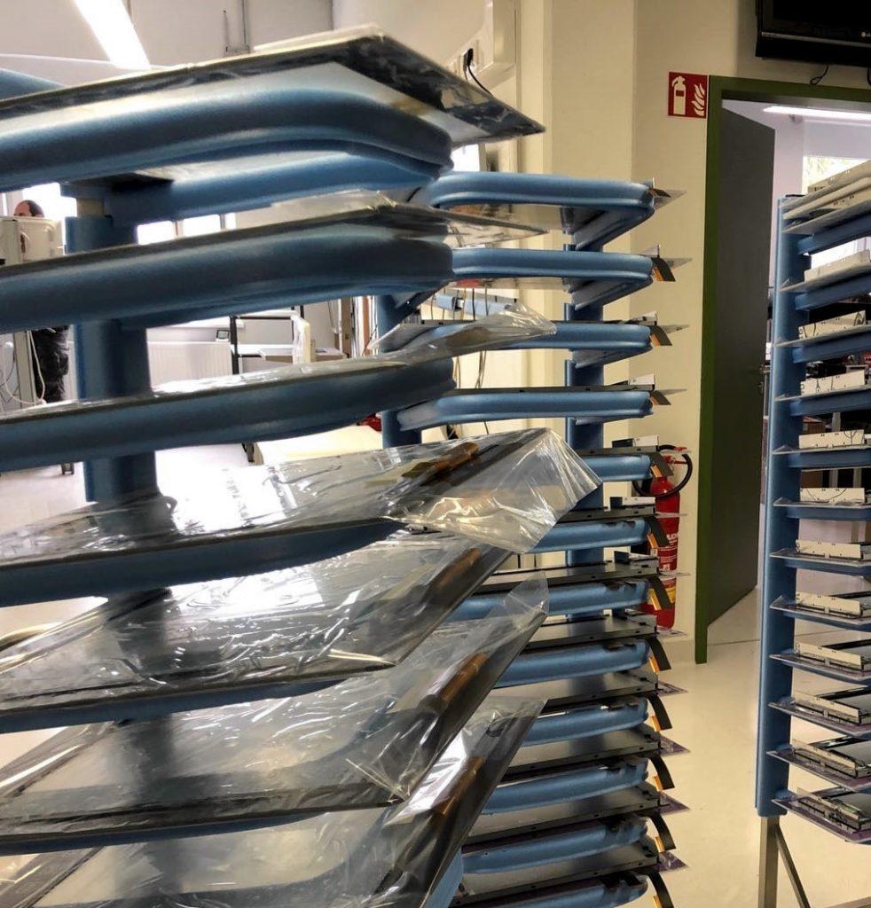 Systemelektronik - Baugruppenmontage